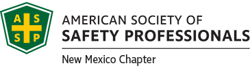 ASSP New Mexico Chapter Logo